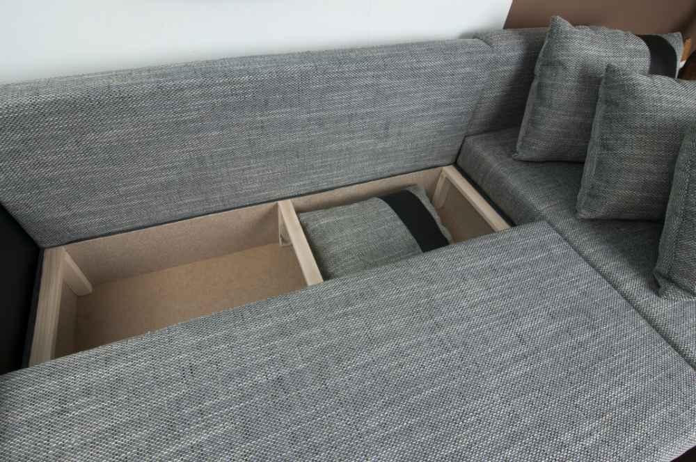 Rozkládací rohová sedačka TIMO L II