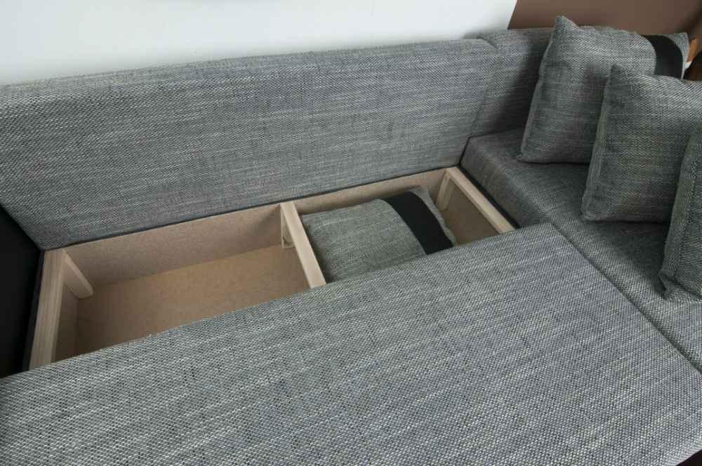 Rozkládací rohová sedačka TIMO L I