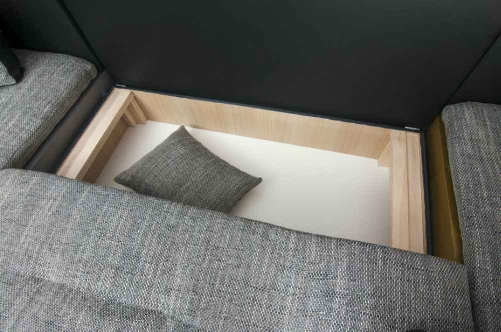 Rozkládací rohová sedačka DANIELA U II
