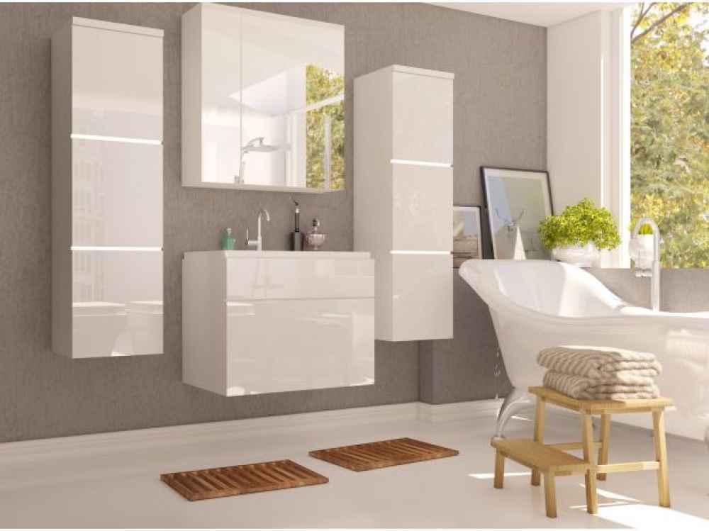 Koupelnová sestava OTO bílá