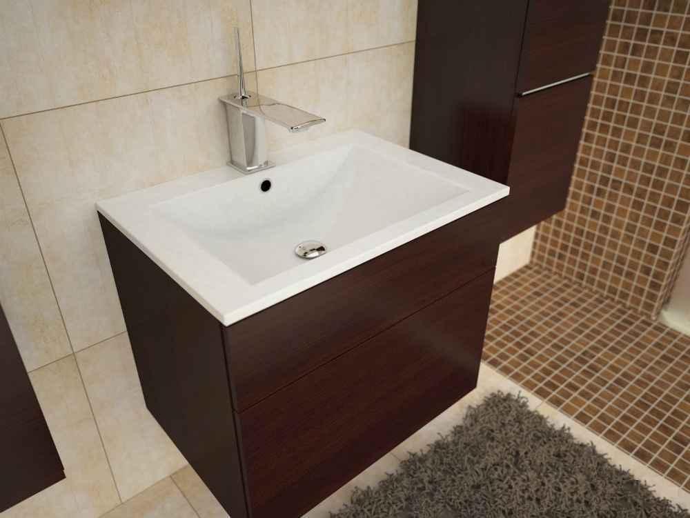 Koupelnová sestava OTO wenge