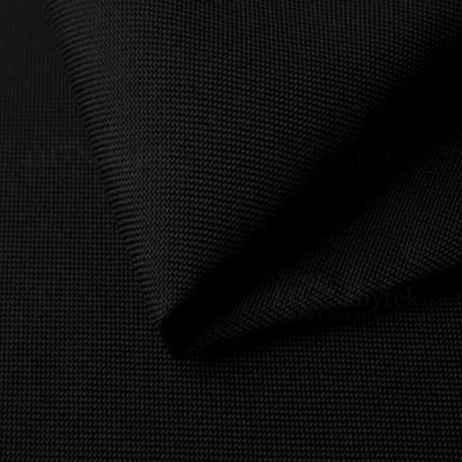Sedací souprava DORI šedá / černá (sedačka+křeslo+taburet)