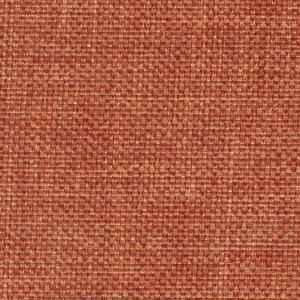 Sedací souprava DORI oranžová / černá (sedačka+křeslo+taburet)