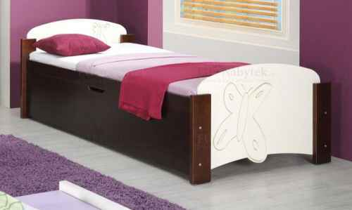 Dětská postel MÁNIČKA 1 - dol borovice natural