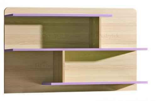 LORENZO L8 závěsná police fialová