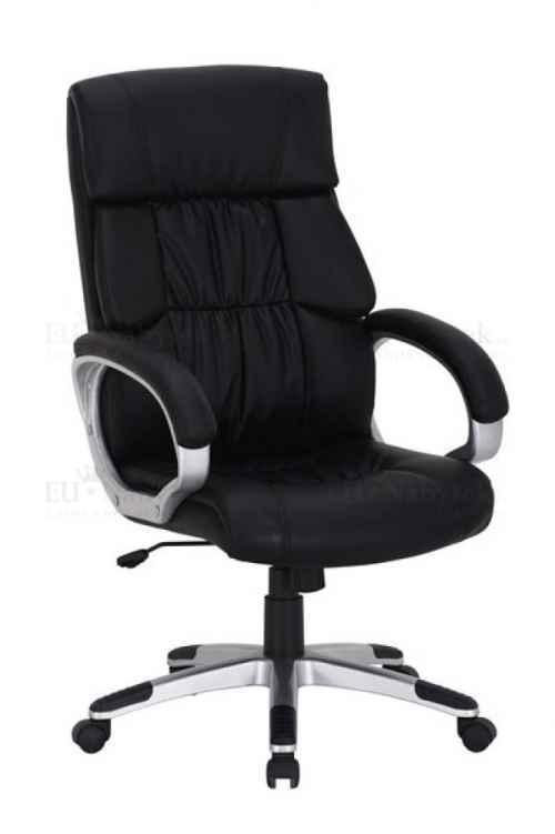 Kancelářské křeslo Q-075 - černá DOPRODEJ