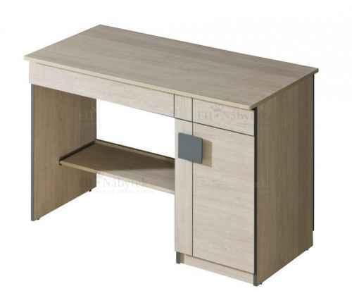 GAMI G6 pracovní stůl - dol-dub-santana-červená