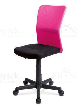 OFFICE CHAIR BACK PINK MESH / SEAT PINK MESH