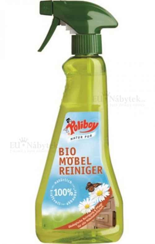 BIO čistič na nábytek s pomerančovým olejem - sprej