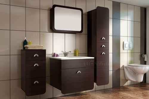 Koupelnová sestava RONDO wenge