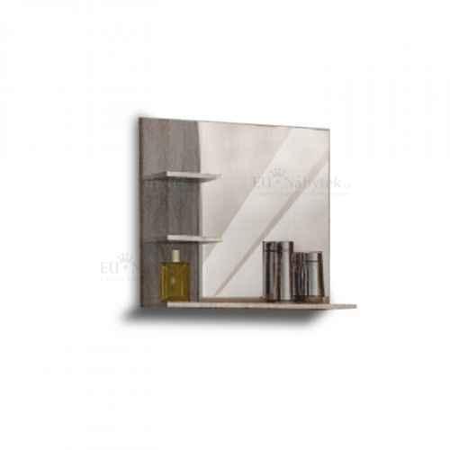 Zrcadlo 14, dub sonoma trufel, OLIVIA LUTR 14
