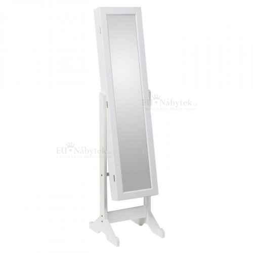Zrcadlo, bílá, MIROR