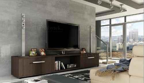 TV stolek FENIX choco