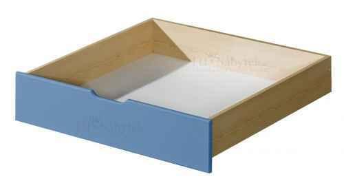 Zásuvky pod postel TRIO ( 2 ks ) - dol moření bílá