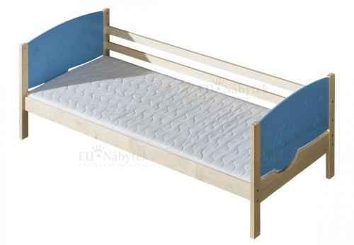 Dětská postel TRIO - dol borovice natural