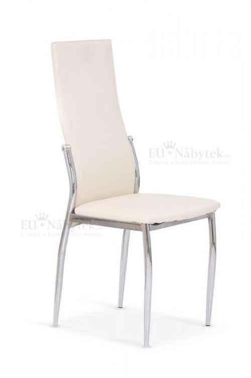 Jídelní židle K3 vanilková
