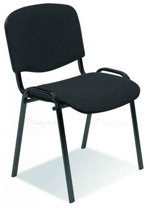 Židle ISO C-38 tmavě šedá
