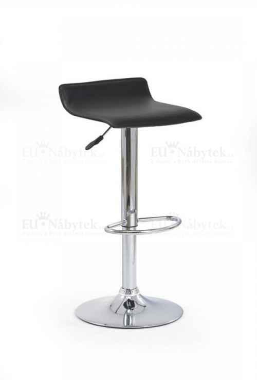 Barová židle Hoker H1 černá