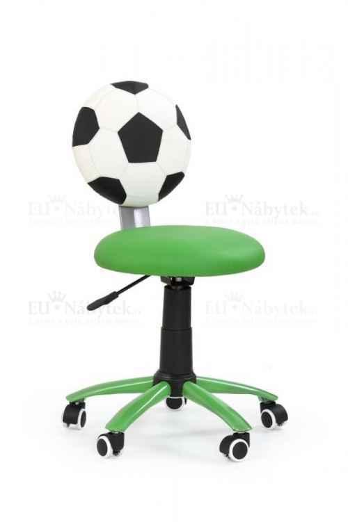 Dětská židle GOL zelená