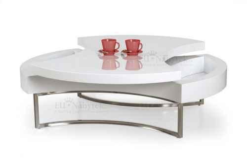 Konferenční stolek AUREA bílá