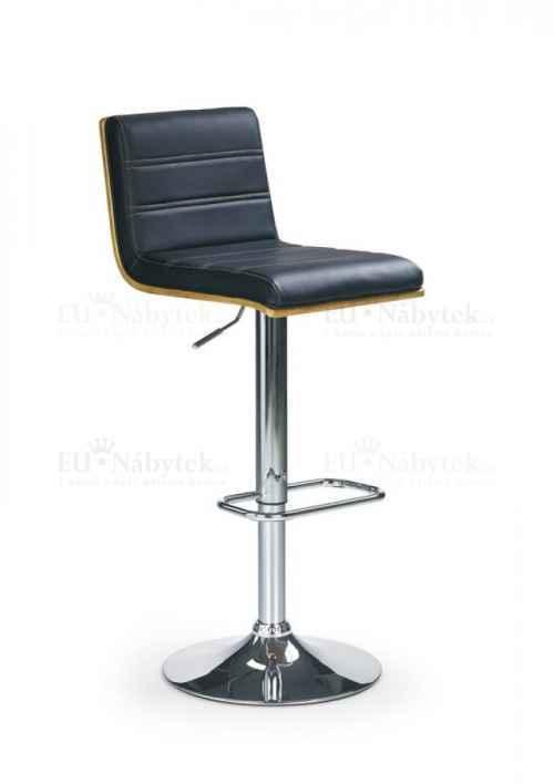 Barová židle Hoker H-31 černá