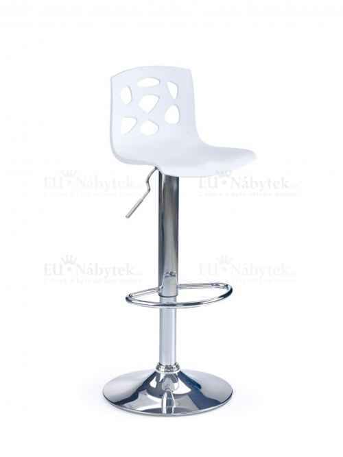 Barová židle Hoker H48 bílá