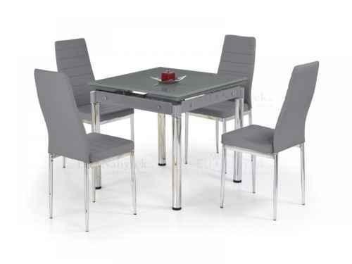 Jídelní stůl KENT rozkládací šedá