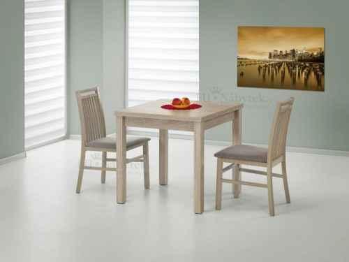 Rozkládací jídelní stůl GRACJAN dub sonoma