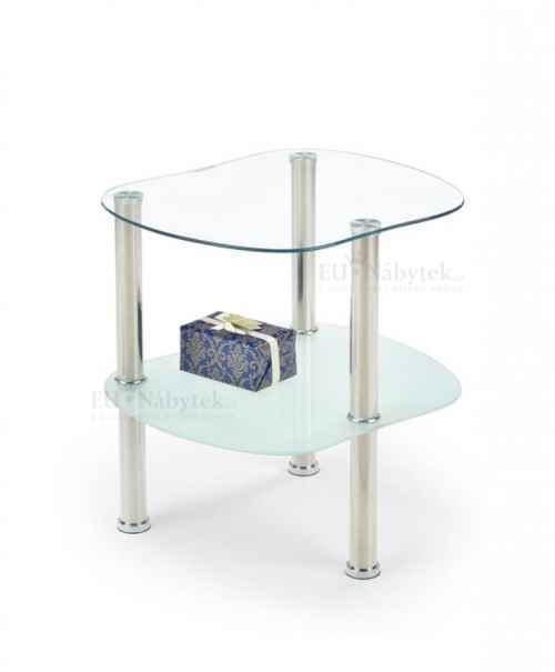 Konferenční stolek ARYA mléčná