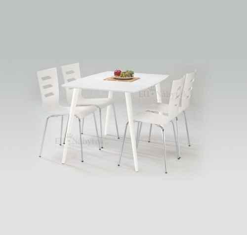 Jídelní stůl OMEGA bílá