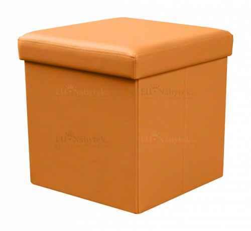 Taburet MOLY oranžová