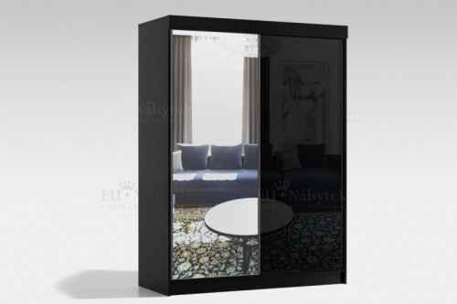 Šatní skříň SALSA 120 černá