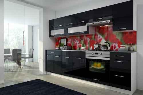 Kuchyňská linka DIAMOND II 260 černá