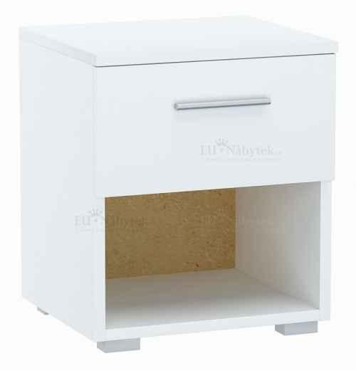 Noční stolek ELENA bílá