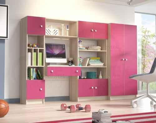 Dětský pokoj ADIO růžová