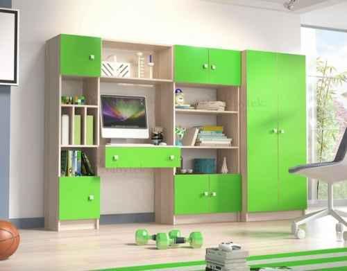 Dětský pokoj ADIO zelená