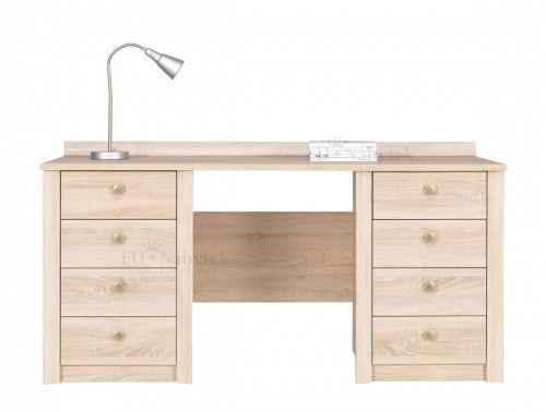 Pracovní stůl FERITA F16 - dub sonoma