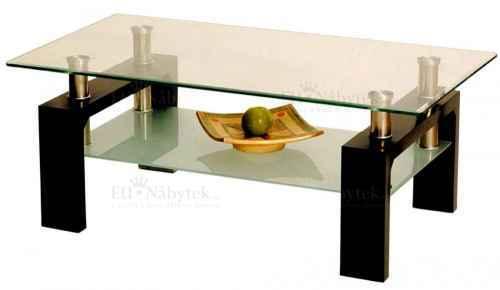 Konferenčný stolek ANTON černý