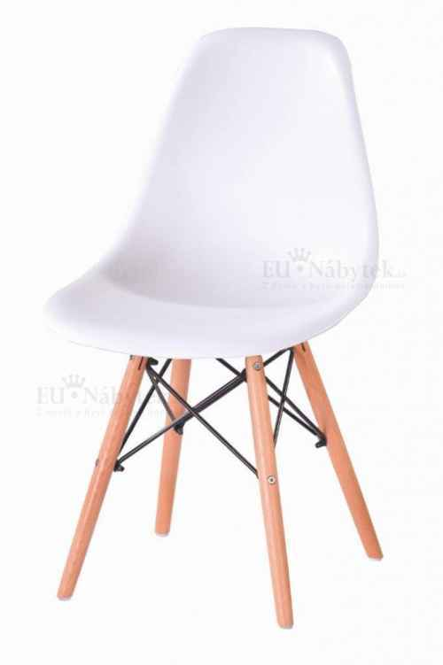 Jídelní židle Enzo P-623 bílá