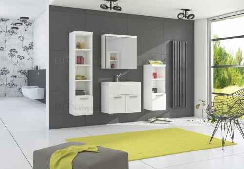 Koupelnová sestava EJO bílá lesk