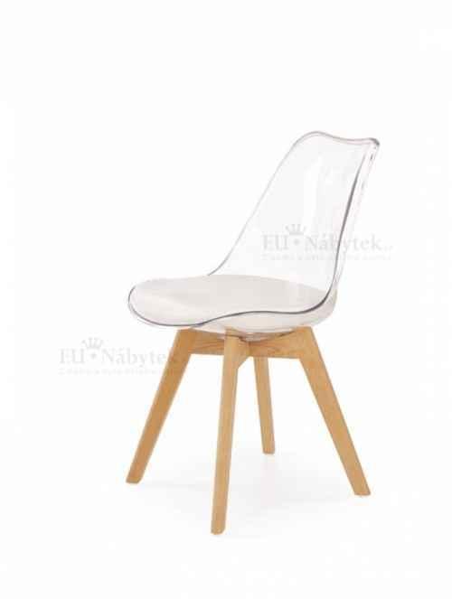 Jídelní židle k246 bílá