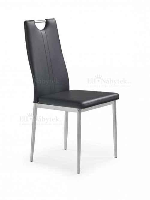 Jídelní židle k202 černá