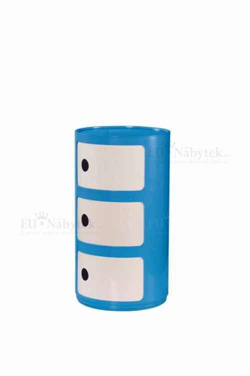 Kontejner ALF modrá