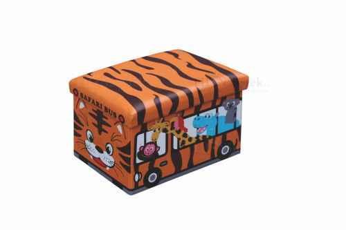 Úložný box KIRI oranžová