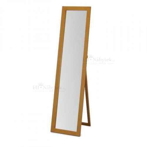 Zrcadlo, stojanové, dub, AIDA NEW