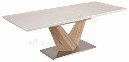 Jídelní stůl ALARAS dub sonoma 140 rozkládací