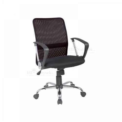 Kancelářská židle Q-078 černá DOPRODEJ