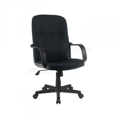 Kancelářské křeslo, černá, TC3-7741NEW