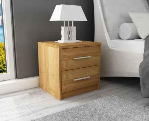 Noční stolek SANDRA olše