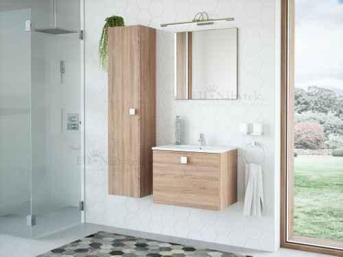 Koupelnová sestava MODERN dub sonoma